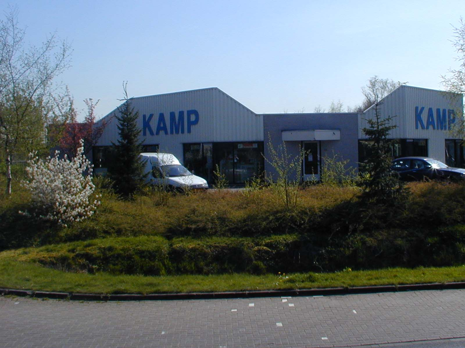 kamp machinetechniek